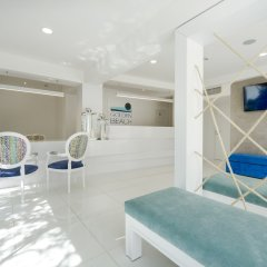 Отель 3HB Golden Beach ванная фото 2