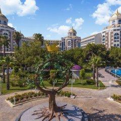 Отель Delphin BE Grand Resort пляж фото 2