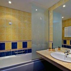 Отель Sol Nessebar Mare Hotel - Все включено Болгария, Несебр - 8 отзывов об отеле, цены и фото номеров - забронировать отель Sol Nessebar Mare Hotel - Все включено онлайн ванная фото 2