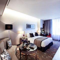 Отель Oakwood Premier Coex Center Южная Корея, Сеул - отзывы, цены и фото номеров - забронировать отель Oakwood Premier Coex Center онлайн комната для гостей