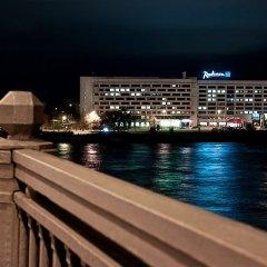 Radisson Blu Daugava Hotel балкон