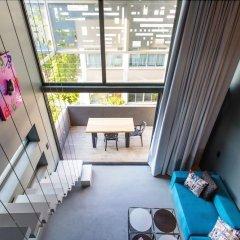 Апартаменты Athina Art Apartments комната для гостей