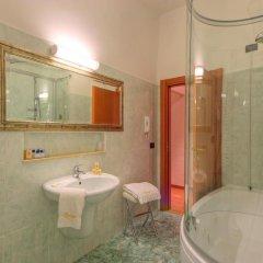 Отель Recina Hotel Италия, Монтекассино - отзывы, цены и фото номеров - забронировать отель Recina Hotel онлайн ванная