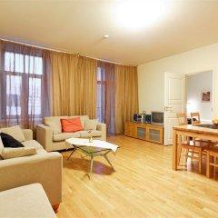 Отель Sakala Residence Apartments Эстония, Таллин - отзывы, цены и фото номеров - забронировать отель Sakala Residence Apartments онлайн комната для гостей фото 4