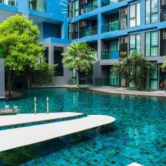 Отель Acqua Паттайя бассейн фото 2