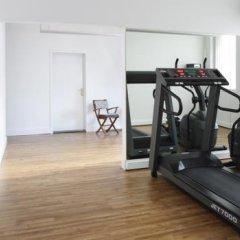 Отель Nh Brugge Брюгге фитнесс-зал фото 3