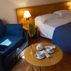 Hotel Dei Duchi Сполето в номере