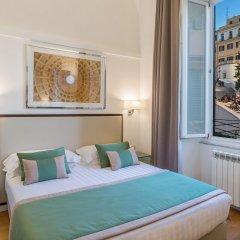 Отель RSH Luxury Spanish Steps Terrace Италия, Рим - отзывы, цены и фото номеров - забронировать отель RSH Luxury Spanish Steps Terrace онлайн комната для гостей фото 5