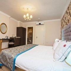 Отель Nar Comfort Pera Стамбул комната для гостей фото 3