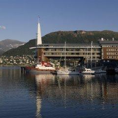 Отель Scandic Ishavshotel Норвегия, Тромсе - отзывы, цены и фото номеров - забронировать отель Scandic Ishavshotel онлайн приотельная территория
