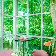 Отель Chalong Hill Tropical Garden Homes Пхукет питание