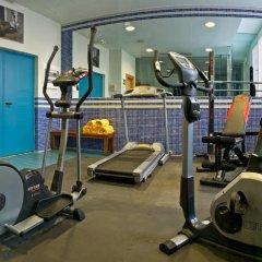 Отель Sercotel Horus Salamanca фитнесс-зал