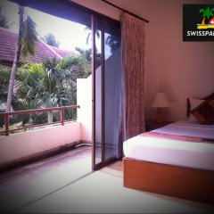 Swiss Palm Beach Hotel комната для гостей