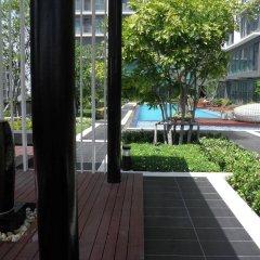 Отель The Skyloft Бангкок балкон