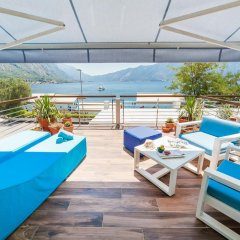Отель Casa del Mare - Amfora Черногория, Доброта - отзывы, цены и фото номеров - забронировать отель Casa del Mare - Amfora онлайн бассейн фото 3