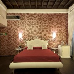 Отель Locanda Del Sole сейф в номере