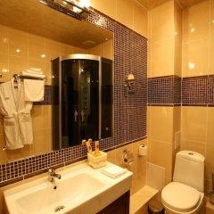 Отель Атлаза Сити Резиденс Екатеринбург ванная фото 5
