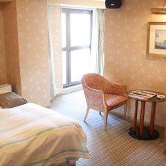 Hotel Alpina Кобе комната для гостей фото 3