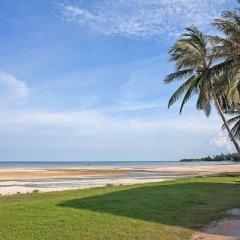 Отель Lamai Flora пляж