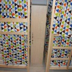 Хостел Bla Bla Hostel Rostov сейф в номере