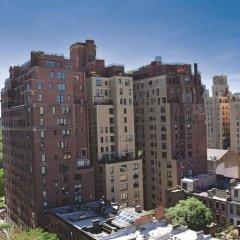 Отель La Quinta Inn & Suites New York City Central Park балкон