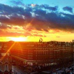 Апартаменты 1 Bedroom Apartment With Amazing Views in Paris балкон
