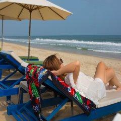 Hoi An River Town Hotel пляж
