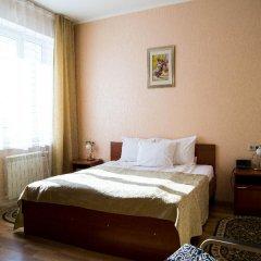 Гостиница Вояжъ 3* Стандартный номер с двуспальной кроватью фото 2