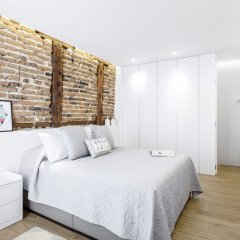 Апартаменты Santa Ana Apartment by FlatSweetHome Мадрид комната для гостей фото 2
