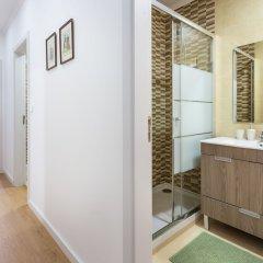 Отель Sweet Inn Apartments Rato Португалия, Лиссабон - отзывы, цены и фото номеров - забронировать отель Sweet Inn Apartments Rato онлайн ванная фото 2