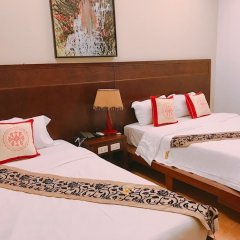 Отель Gold Hotel Hue Вьетнам, Хюэ - отзывы, цены и фото номеров - забронировать отель Gold Hotel Hue онлайн комната для гостей фото 2