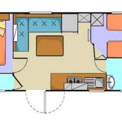 Отель Camping Boschetto Di Piemma Италия, Сан-Джиминьяно - отзывы, цены и фото номеров - забронировать отель Camping Boschetto Di Piemma онлайн балкон