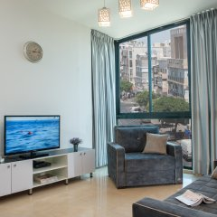 Gordon Inn & Suites Израиль, Тель-Авив - 6 отзывов об отеле, цены и фото номеров - забронировать отель Gordon Inn & Suites онлайн комната для гостей фото 4