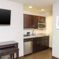 Отель Homewood Suites By Hilton Columbus Polaris Oh Колумбус в номере