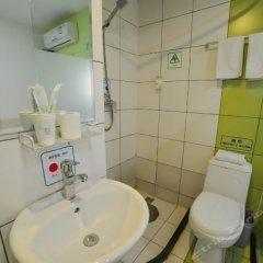Отель 100 Inn Xiamen Canghong Road ванная