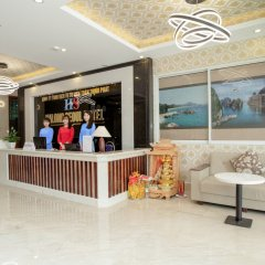 Ha Long Seoul Hotel интерьер отеля фото 3