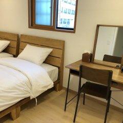 Отель Ultari Hostel Jongno Южная Корея, Сеул - отзывы, цены и фото номеров - забронировать отель Ultari Hostel Jongno онлайн удобства в номере фото 2
