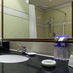 Отель Xiamen International Seaside Hotel Китай, Сямынь - отзывы, цены и фото номеров - забронировать отель Xiamen International Seaside Hotel онлайн ванная