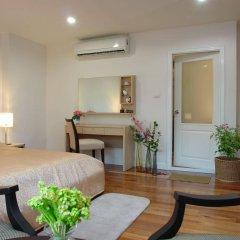 Отель Nara Suite Residence Бангкок комната для гостей фото 4