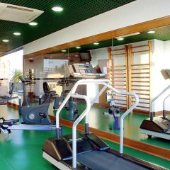 Отель Holiday Inn Lisbon фитнесс-зал фото 3