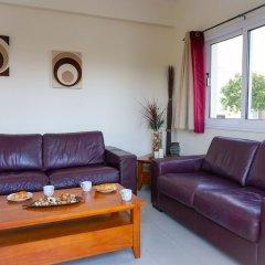 Отель Villa Soraya 2 Кипр, Протарас - отзывы, цены и фото номеров - забронировать отель Villa Soraya 2 онлайн комната для гостей фото 5