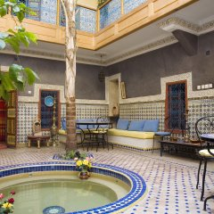 Отель Riad Zara Марракеш детские мероприятия