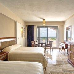Отель Golden Parnassus Resort & Spa - Все включено комната для гостей фото 3
