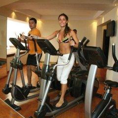 Отель Costa Lindia Beach Южный Родос фитнесс-зал