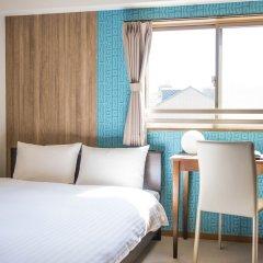 Отель Obri VII Hakata Япония, Хаката - отзывы, цены и фото номеров - забронировать отель Obri VII Hakata онлайн комната для гостей фото 5