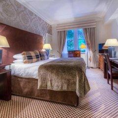 Отель CHANNINGS Эдинбург комната для гостей