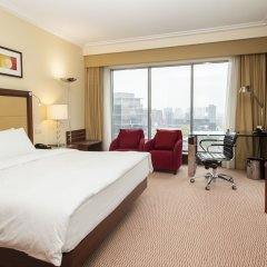 Hilton Warsaw Hotel & Convention Centre комната для гостей фото 12