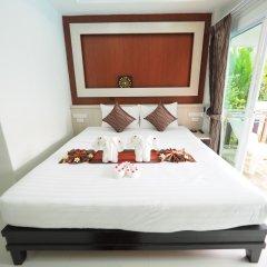 Отель Lanta Fevrier Resort в номере
