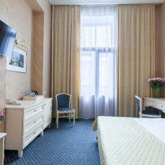 Гостиница Астон 4* Стандартный номер с двуспальной кроватью фото 8