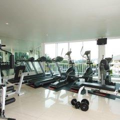 Отель Club Bamboo Boutique Resort & Spa фитнесс-зал